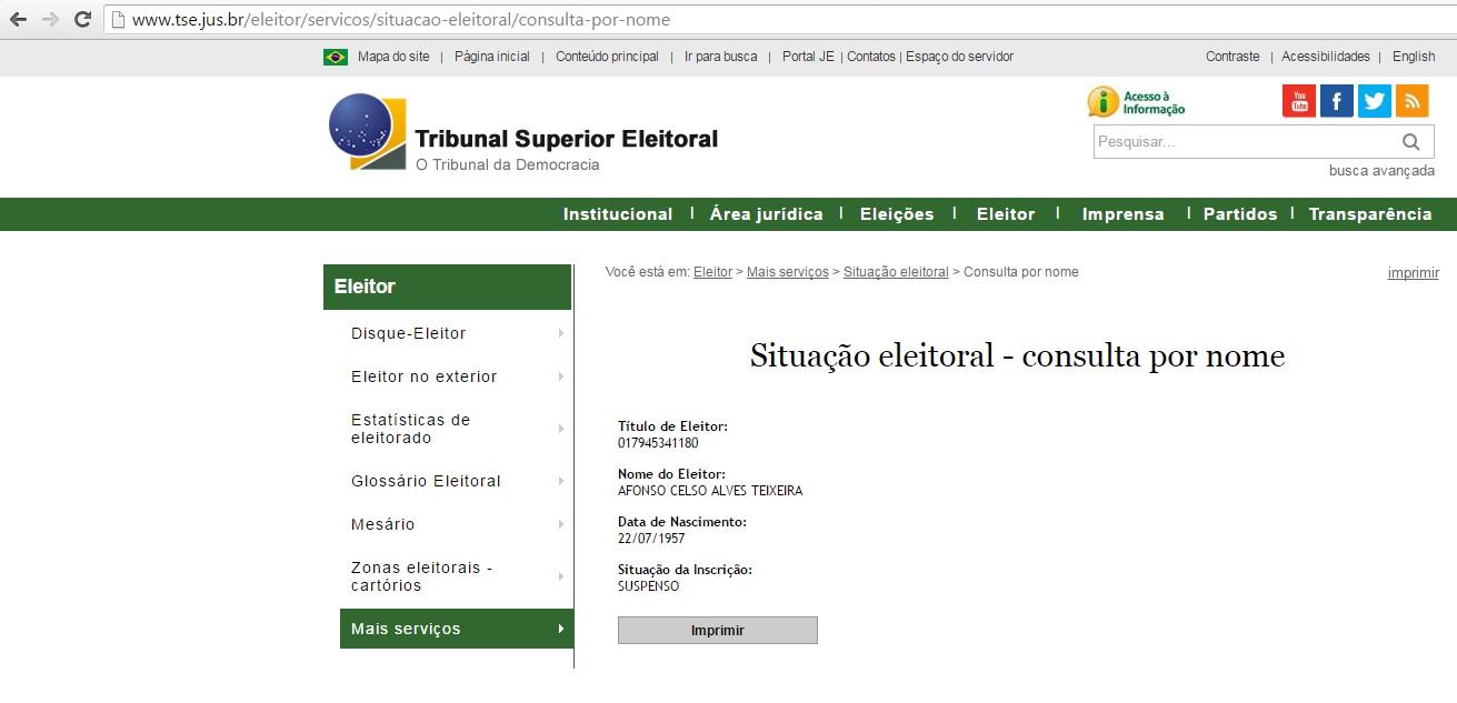 FONTE: http://www.tse.jus.br/