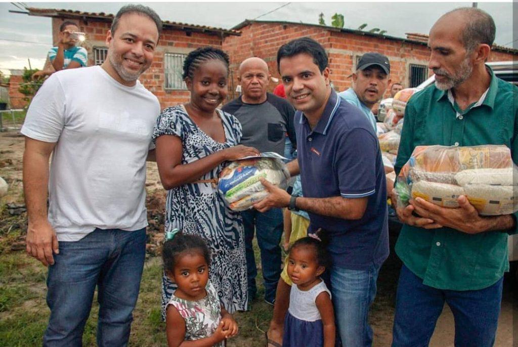 PAÇO DO LUMIAR – Fred Campos emula Inaldo Pereira e foge do debate