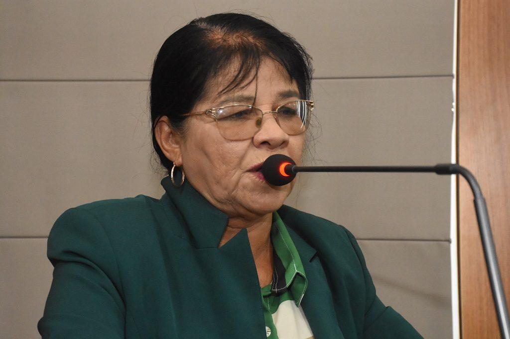 Fátima Araújo reivindica infraestrutura e segurança para o Complexo de Comunidades do João de Deus