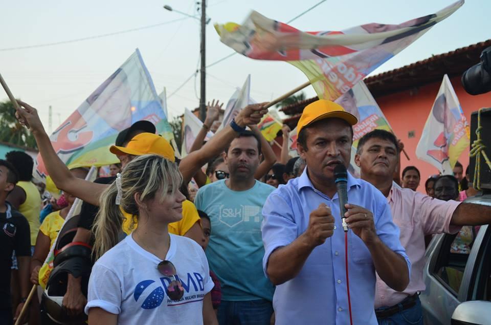 PAÇO DO LUMIAR – Inaldo Pereira é investigado pela PF por suposta compra de votos