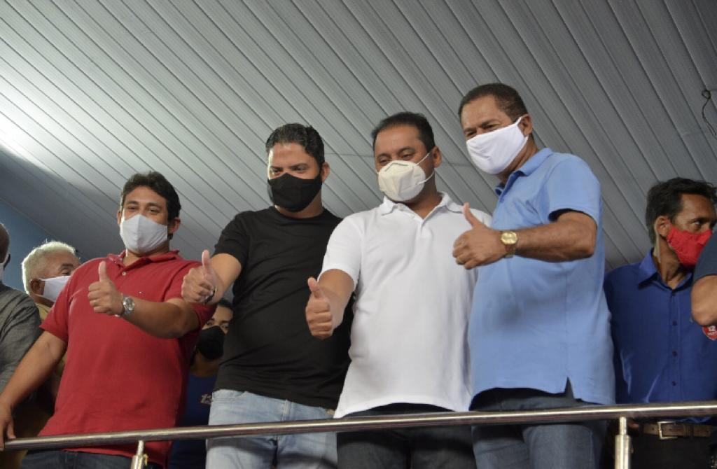 SÃO JOÃO BATISTA – Carlos Figueiredo segue forte rumo às eleições