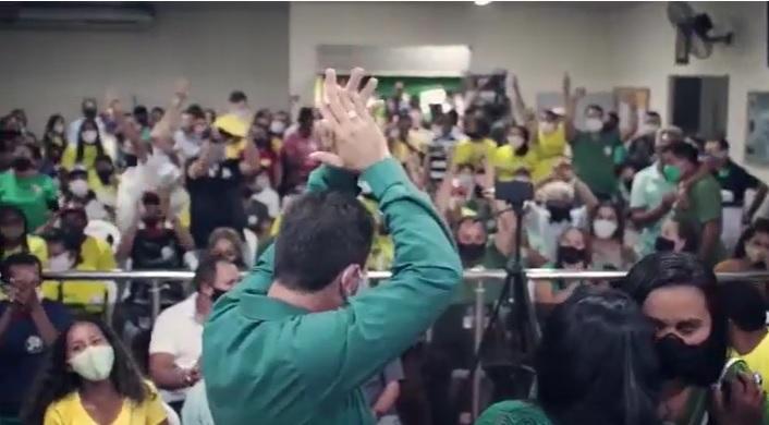 LIMA CAMPOS – Estevinho e Marta seguem fortalecidos rumo às eleições