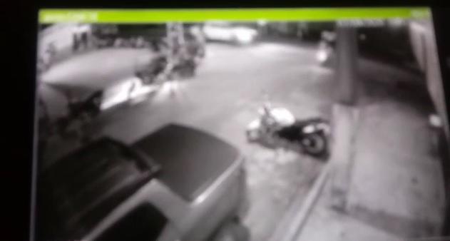 EXCLUSIVO! Vídeo mostra exato momento em que filho de pré-candidato a prefeito de Morros atropela jovem; veja
