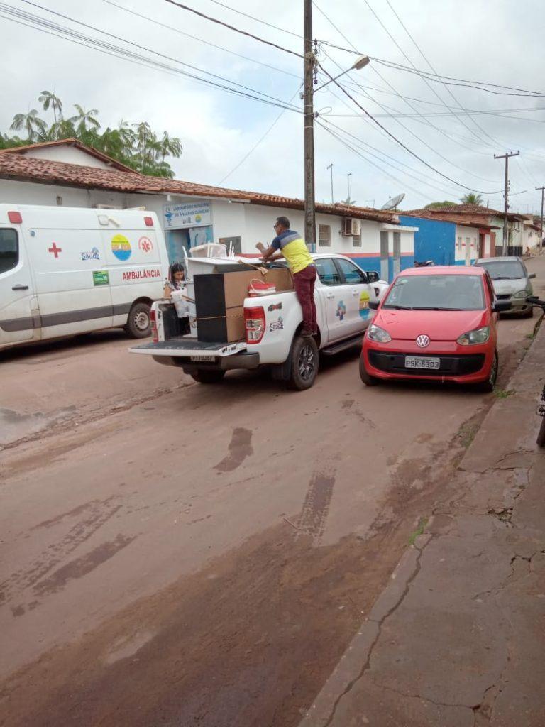 ICATU – Dunga 'raspa' tudo o que pode antes de passar Prefeitura para Walace; fotos