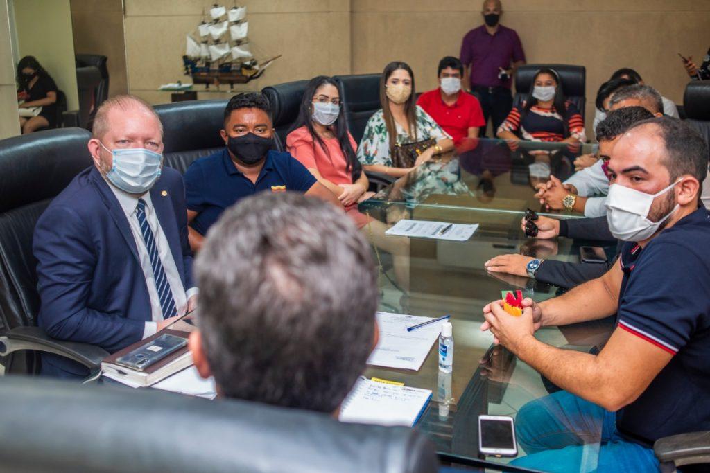 Atuante, Othelino garante reforço nas ações policiais em Turilândia e região