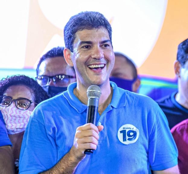 Braide reafirma compromissos com população e funcionários públicos de São Luís