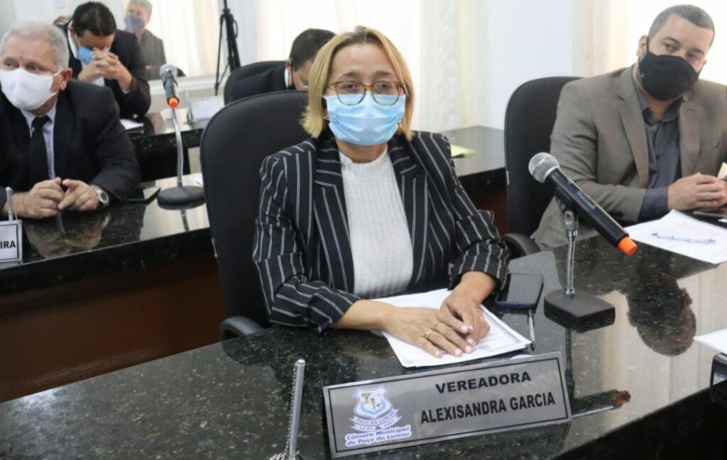 Paço do Lumiar: Vereadora Alexisandra Garcia faz balanço dos 100 primeiros dias de mandato