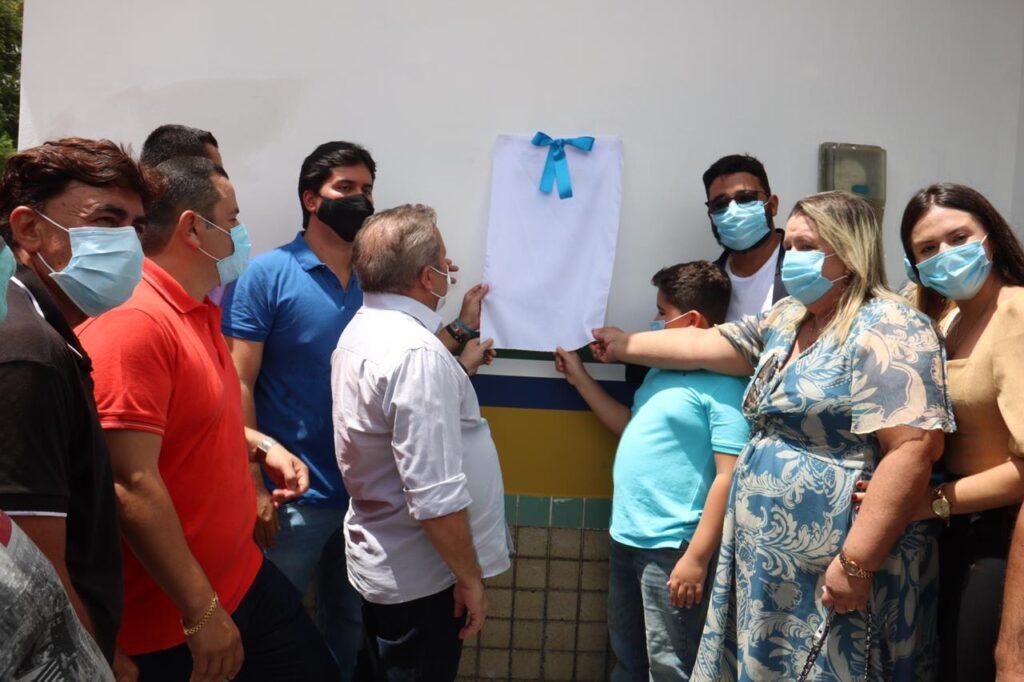 Peritoró: Dr. Júnior entrega rede de saúde totalmente recuperada em apenas cem dias de gestão