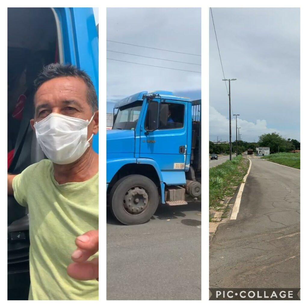 EXCLUSIVO! Caminhão com álcool em gel de Paço do Lumiar apreendido pela PRF é liberado; vídeos