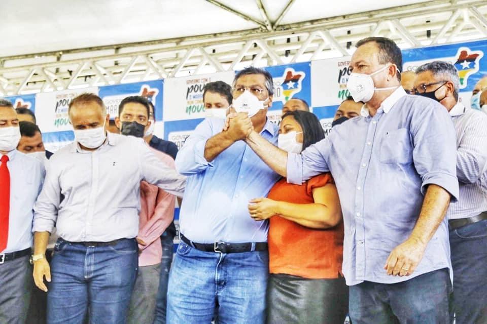 Flávio prega que o Maranhão continue no caminho certo