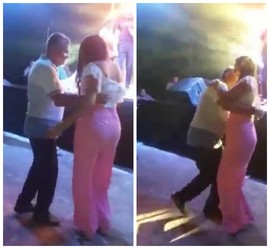 Vídeo-fofoca: prefeito do interior rebola com primeira-dama enquanto cidade segue abandonada