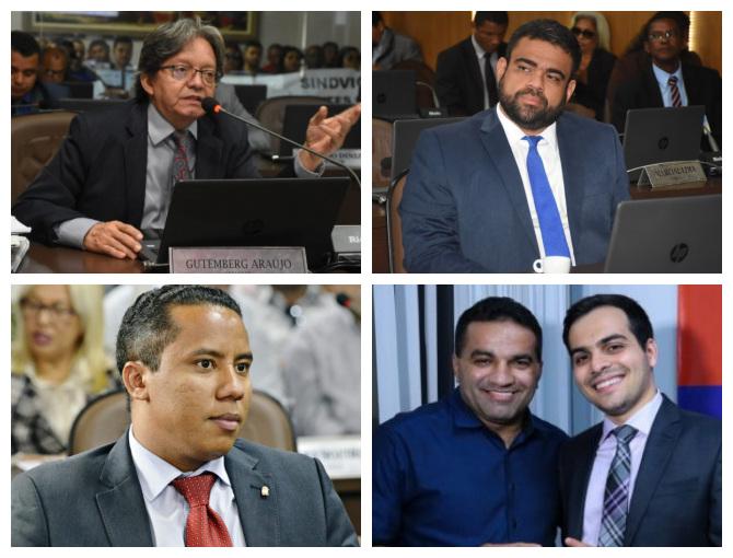 Câmara de SLZ: virtuais candidatos se movimentam para sucessão de Osmar Filho
