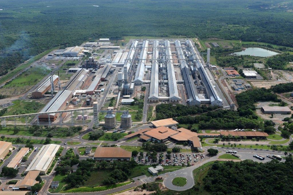 Alcoa retomará a produção de alumínio na Alumar