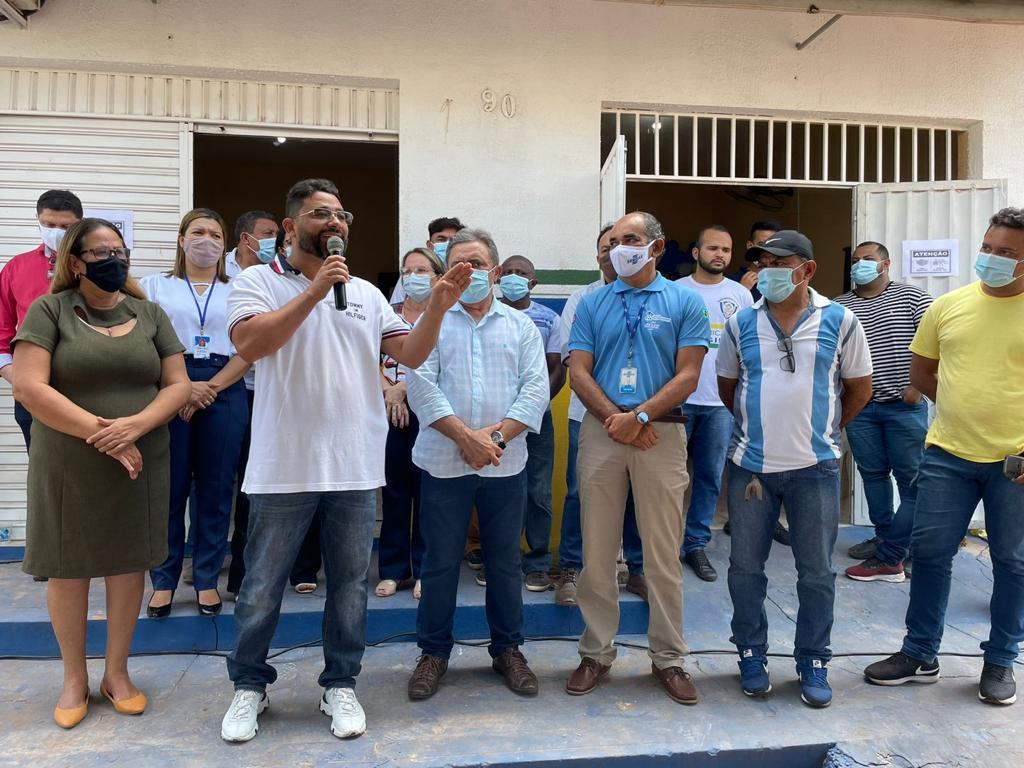 Prefeitura e SEBRAE inauguram Sala do Empreendedor em Peritoró