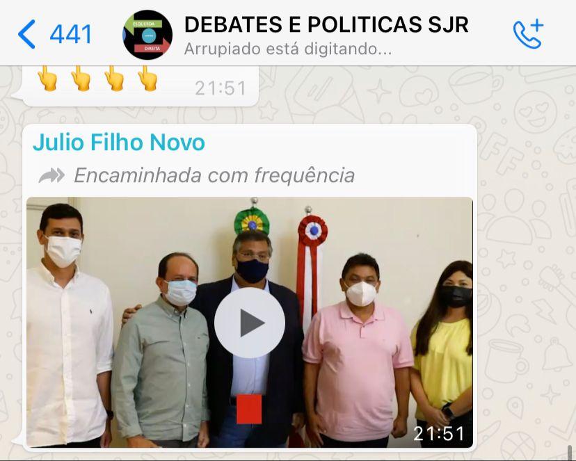 Ribamar: Flávio Dino usa Julinho para desmoralizar Josimar Maranhãozinho; vídeos