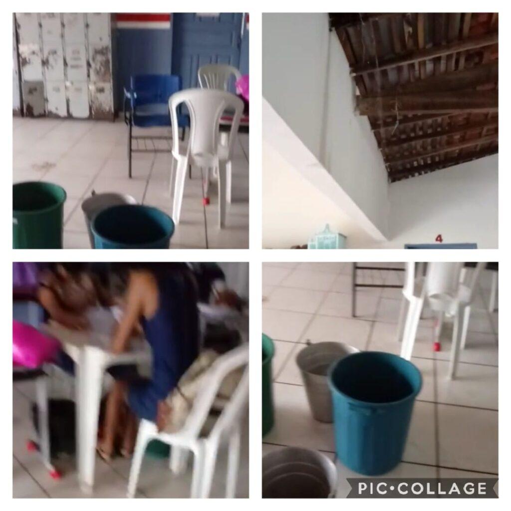 Icatu: escolas sem estrutura colocam em risco a vida dos alunos; vídeo