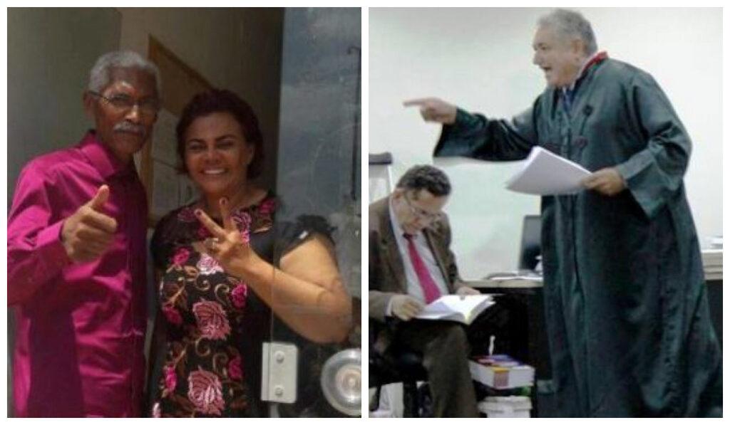 Paço do Lumiar: lisa e sem eira nem beira, Núbia Dutra tenta contato com ex-Advogado prefeito do interior