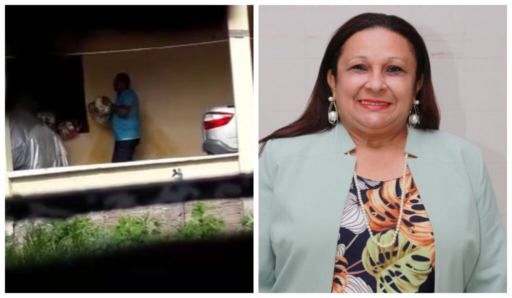Paço do Lumiar: suspeita de desvio de cestas básicas balança Helena Veiga do cargo